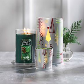 Yankee Candle Balsam & Cedar 22-oz. Large 2-Wick Tumbler Candle