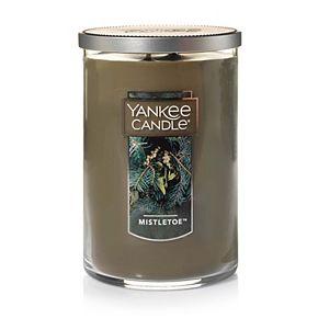 Yankee Candle Mistletoe 22-oz. Large 2-Wick Tumbler Candle