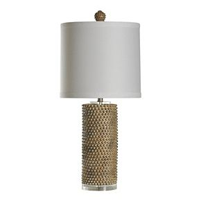 Unbranded Ceramic Georgian Silver Table Lamp