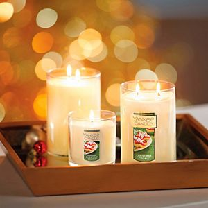 Yankee Candle Christmas Cookie 7-oz. Classic Tumbler Candle
