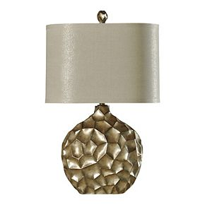 Unbranded Contemporary Georgian Silver Table Lamp