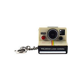 World's Smallest Coolest Polaroid Camera Keychain