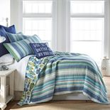 Levtex Home Atlantis Quilt or Shams