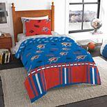 Oklahoma City Thunder NBA Bed in a Bag Set