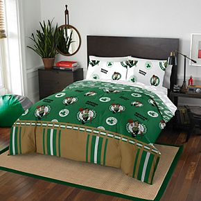 Boston Celtics NBA Full Bedding Set by Northwest