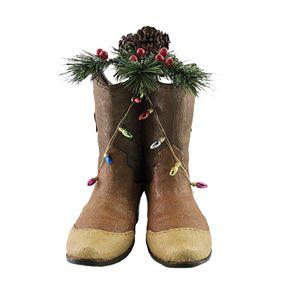 St. Nicholas Square® Christmas Boot Decoration