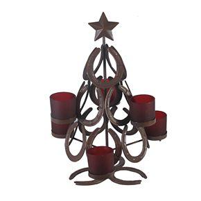 St. Nicholas Square® Horseshoe Tree Tealight Holder