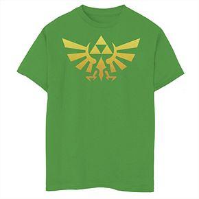 Boys 8-20 Nintendo Zelda Generic Gradientforce Tee