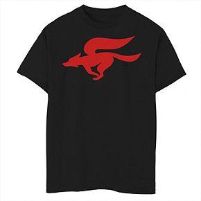 Boys 8-20 Nintendo Star Fox Logo Tee