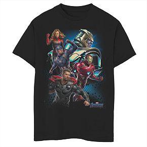Boys 8-20 Marvel Thanos Enemies Tee