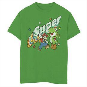Boys 8-20 Nintendo Super Mario Bros. Friends Tee