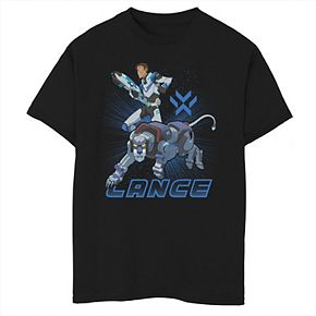 Boys' 8-20 Voltron Lance Graphic Tee
