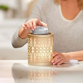 Yankee Candle Mistletoe Scenterpiece Wax Melt Cup