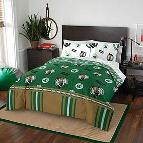 Boston Celtics NBA Queen Bedding Set by Northwest