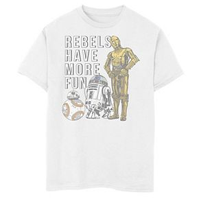 Boys' 8-20 Star Wars Rebels Graphic Tee