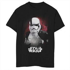 Boys' 8-20 Star Wars Overload Trooper Graphic Tee