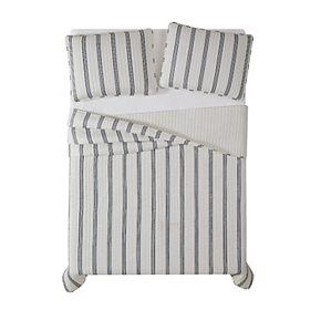 Truly Soft Millenial Stripe Quilt