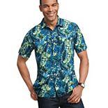 Men's Van Heusen Air Printed Button-Down Shirt