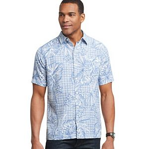 Men's Van Heusen Air Printed Button-Down Shirt