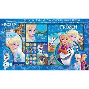 Disney's Frozen Read Play Gift Set