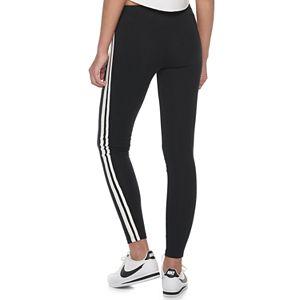 Juniors' SO® Side Stripe Core Leggings