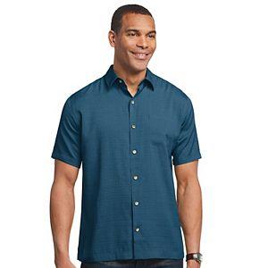 Men's Van Heusen Air Classic-Fit Solid Button-Down Shirt