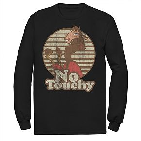 "Men's The Emperor's New Groove ""No Touchy"" Graphic Tee"