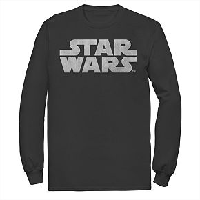 Men's Star Wars Logo Graphic Tee