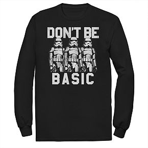 Men's Star Wars Basic Long-Sleeve Tee