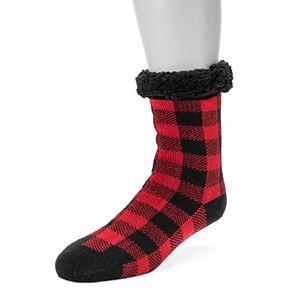 Men's MUK LUKS Cabin Socks