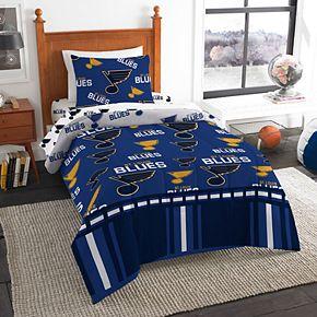 St. Louis Blues NHL Twin Bedding Set by Northwest