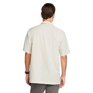 Men's Van Heusen Air Camp Classic-Fit Floral Button-Down Shirt
