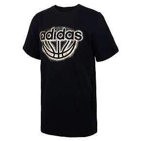 Boys 8-20 adidas Foil Ball Graphic Tee