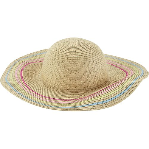 Toddler Girl Carter's Rainbow Sunhat
