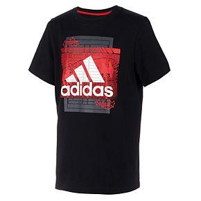 Boys 8-20 adidas Field Court Tee