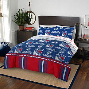 New York Rangers NHL Full Bedding Set by Northwest