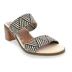 sugar Halo Women's Slide Heel Sandals