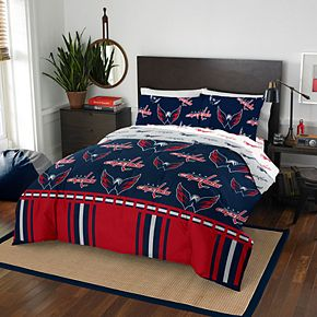 Washington Capitals Queen Bedding Set by Northwest