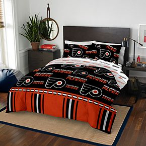 Philadelphia Flyers Queen Bedding Set by Northwest