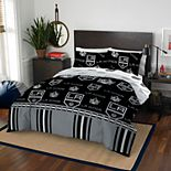 Los Angeles Kings Queen Bedding Set by Northwest