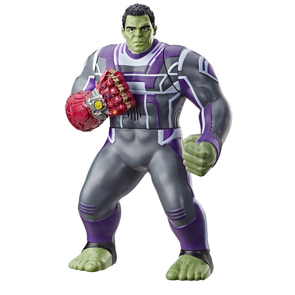Hasbro Marvel Avengers: Endgame Power Punch Hulk Action Figure