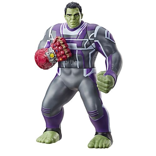 Hasbro Marvel Avengers: Endgame Power Punch Hulk Action Figure