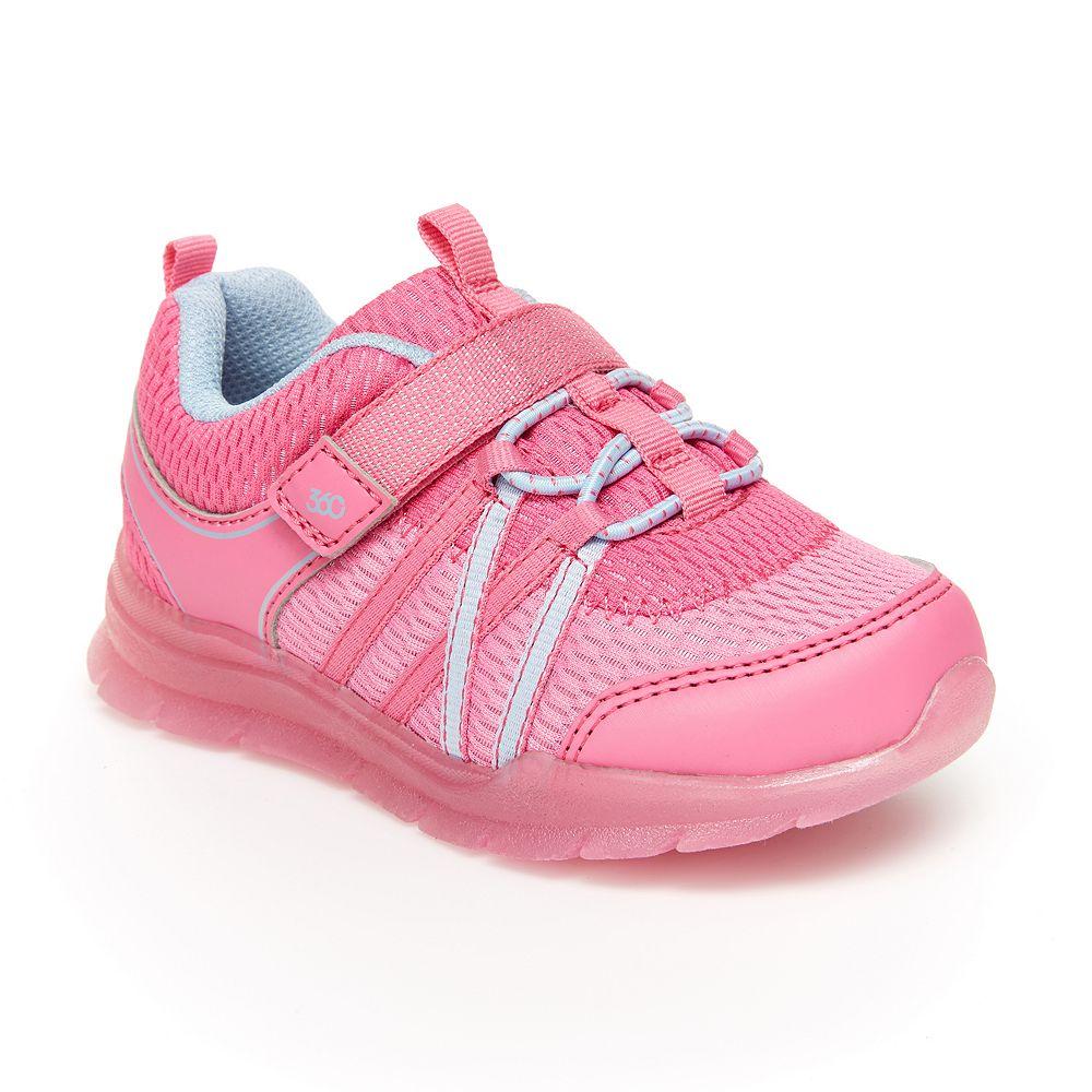 Stride Rite 360 Toddler Girl's Rocky Light-Up Sneakers