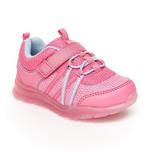 Stride Rite 360 Toddler Girl's Rocky Light-Up Sneakers