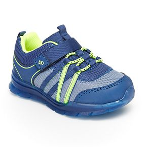 Stride Rite Rocky Toddler Light-Up Shoes