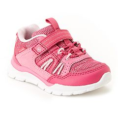 ddd03b8d3 Stride Rite Toddler Girl's Dive Athletic Sneakers