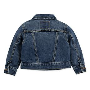 Baby Boy Levi's 12M-24M Denim Trucker Jacket
