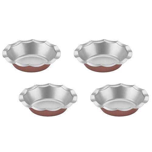 Cuisinart 4-pc. Mini Fluted Tartlet Pan Set