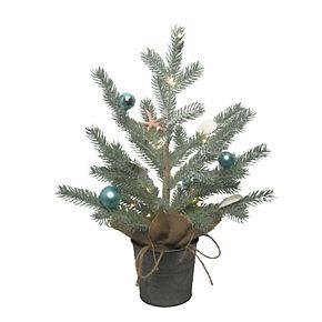 St. Nicholas Square® Coastal LED Sitabout Christmas Tree