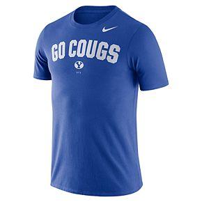 Men's Nike BYU Cougars Phrase Tee
